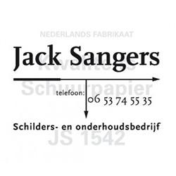 Sponsor Jack Sangers
