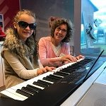 Rockchick Michelle & Dorette @ Studio Almere !
