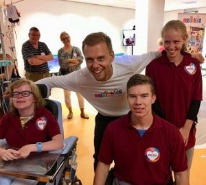 T-Berg Team en Armin van Buuren – profieltje