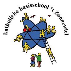 't Zonnewiel logo-profiel