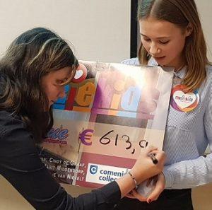 Comenius – Donatie Muziekids – profiel