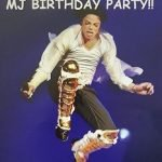 Michael B Day Party – profiel