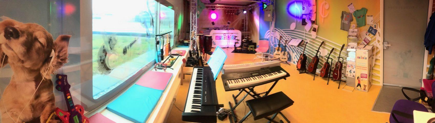 Studio Almere Panorama !