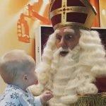 Ja .. ik ben al groot hoor Sinterklaas !