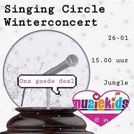 Affiche Singer Circle voor Muziekids profiel