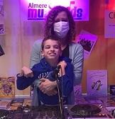 Luke DJ @ Muziekids Studio ! profieltje