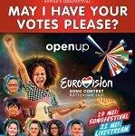 Sticker Sophia Songfestival