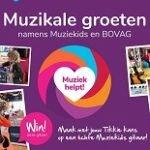 Promo Ansichtkaart – Bovag Muziekids Actie 2021 !