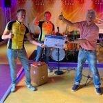 Cheque voor Stichting Muziekids!