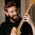 Paul-Plays-Guitar