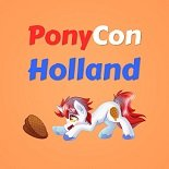 PonyCon Holland – profiel logootje