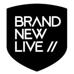 Sponsor Brand new Live