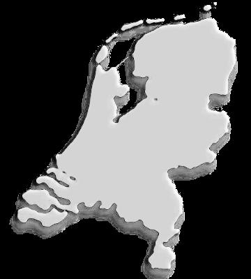 kaartje nederland